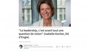 Le leadership, c'est avant tout une question de vision